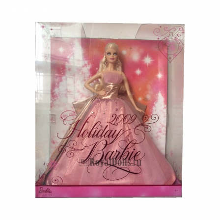 2009 Holiday Barbie (50th Anniversary)