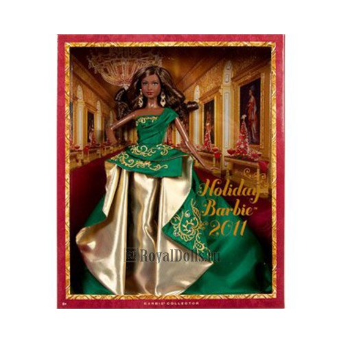 2011 Holiday Barbie - African American