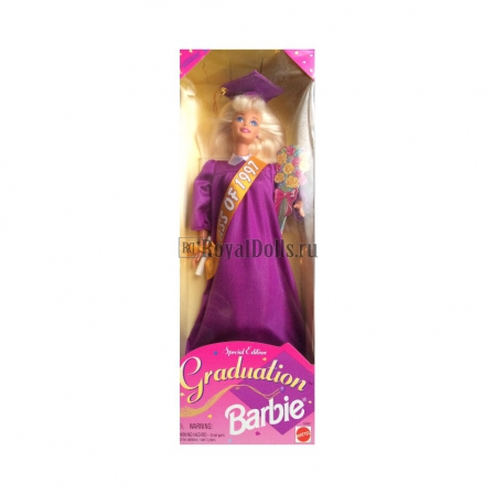 Куклы Barbie & Ko - 1997 Graduation Barbie Doll