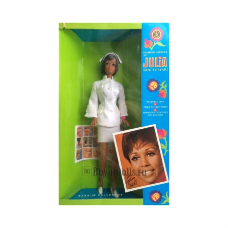 Куклы Barbie & Ko - Barbie 5Oth Anniversary Diahann Carrol as Julia