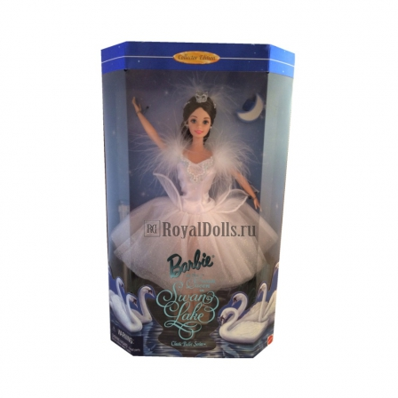 Barbie Doll as the Swan Queen in Swan Lake