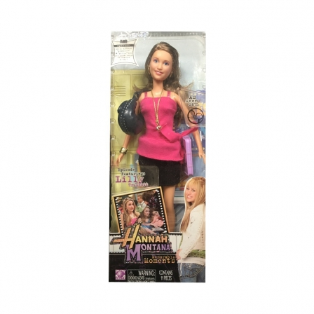Disney Hannah Montana Memorable Moments Doll
