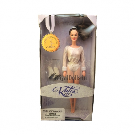 Katya Gordeeva Barbie Doll