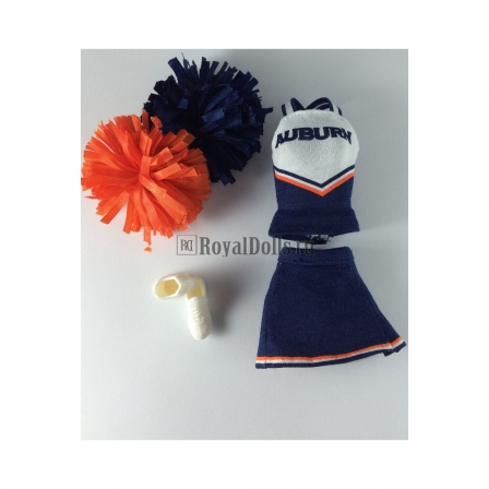 Auburn University Barbie® Doll Outfit