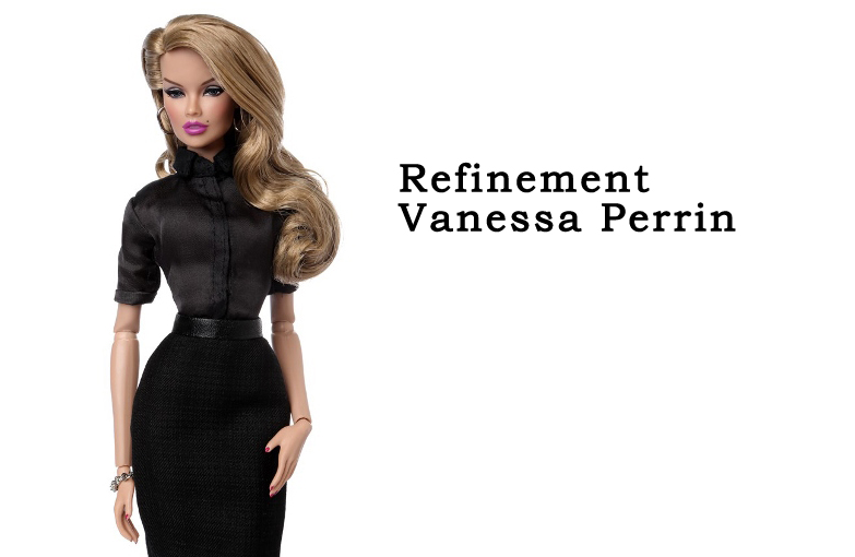 Refinement Vanessa Perrin™ Dressed Doll