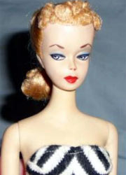 Ponytail barbie #1