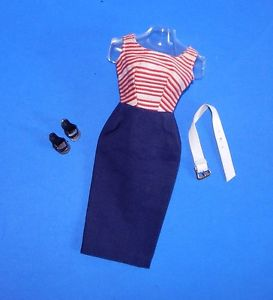 Vintage Barbie Cruise Stripes #918