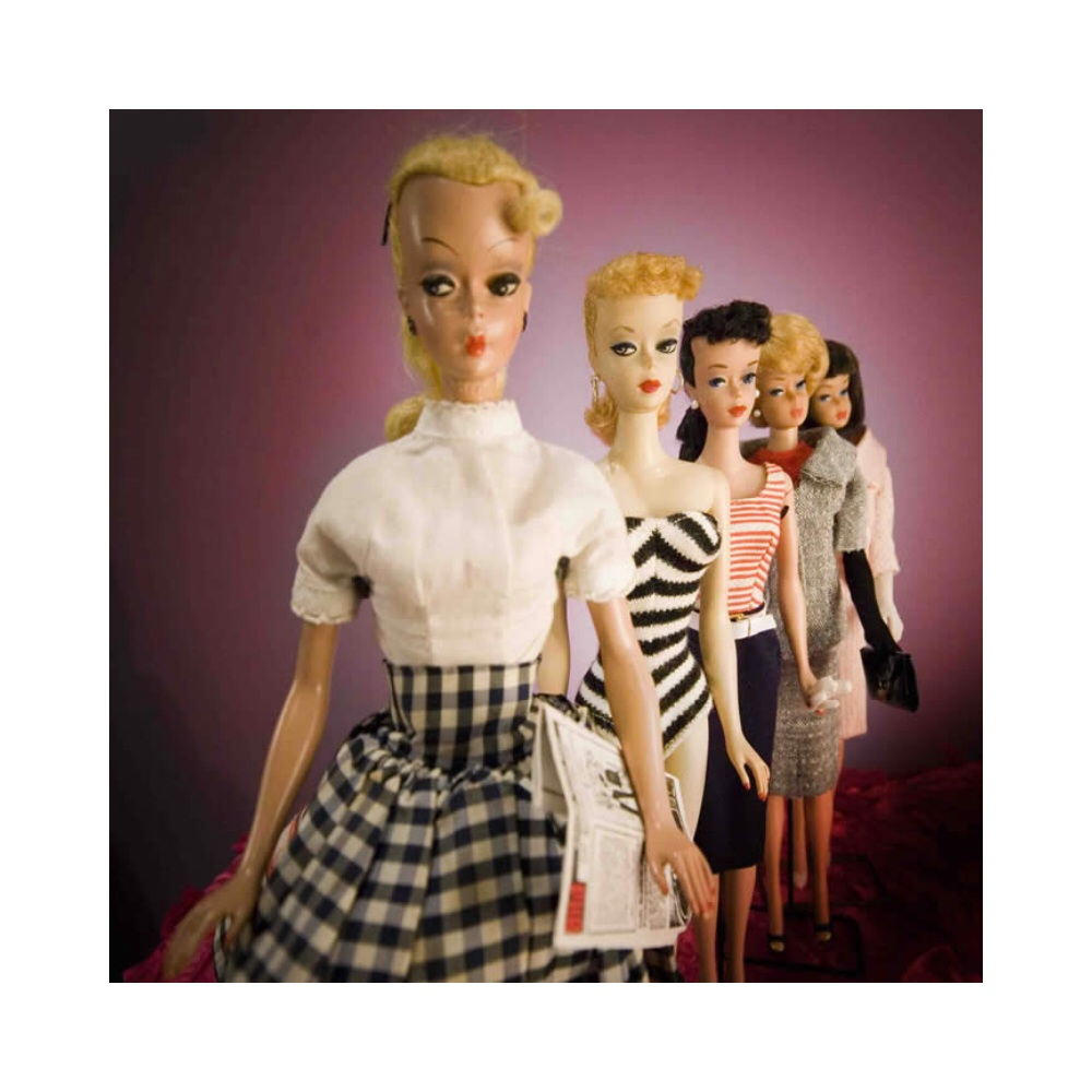Vintage Barbie Dolls